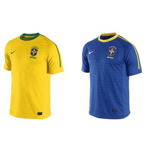 Brasilien Wm Bild Nike Brasiliens Nationaltrikots F 252 R Die Fu 223 Wm