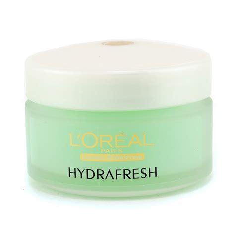 Loreal Hydrafresh l oreal dermo expertise hydrafresh all day hydration aqua
