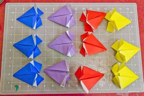 Math Of Origami - math craft monday community submissions plus how to make