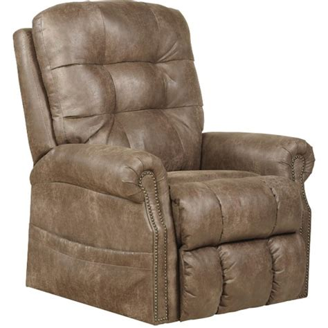 massage and heat recliner catnapper motion chairs and recliners ramsey lift chair