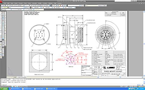 mechanical drawing template mcad tech news 298 cadalyst