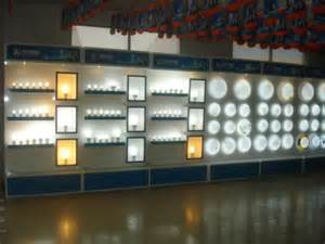 sell led light display stand jinjiang hongyi furniture