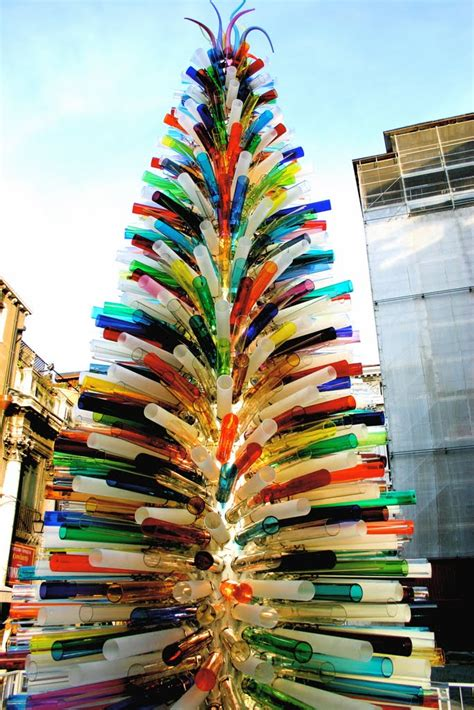 panoramio photo of the murano glass christmas tree