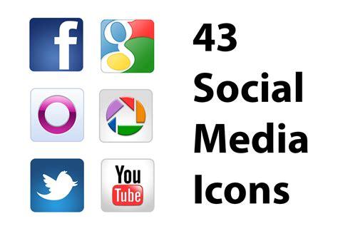 Free Search Social Media Social Media Logos Images