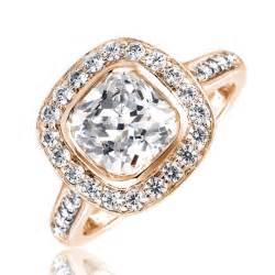 Settings For Cushion Cut Diamonds Cushion Cut Best Settings For Cushion Cut