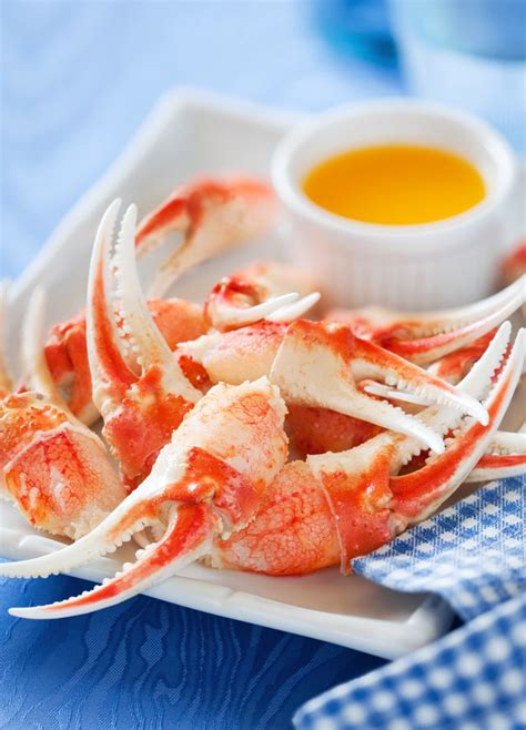 how to pressure cook crab legs leaftv