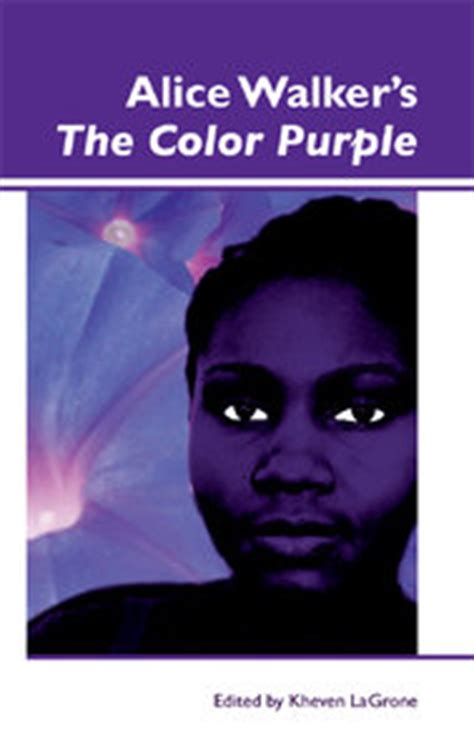 the color purple book bibliography kheven lagrone walker s the color purple free