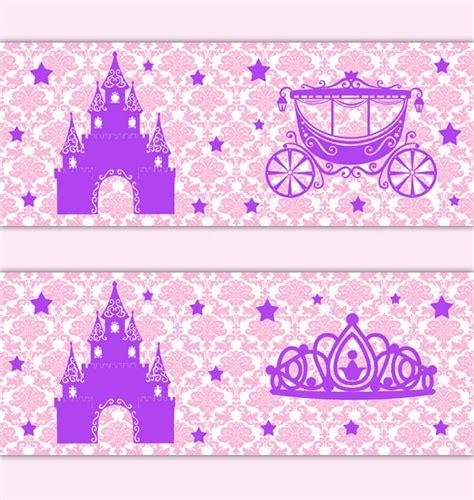 Wallpaper Sticker In Purple by Purple Wall Stickers Pink Purple Princess Damask Wallpaper