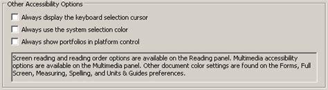 Adobe Reading Untagged Document