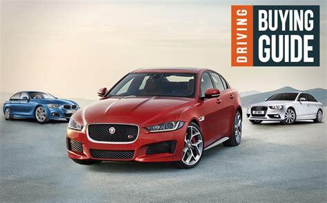 jaguar vs jaguar xe vs 3 series c class a4 and s60