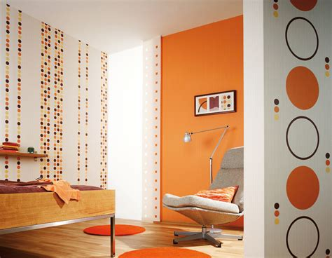 orange room decor decorating a living room in orange wall room decorating ideas home decorating ideas