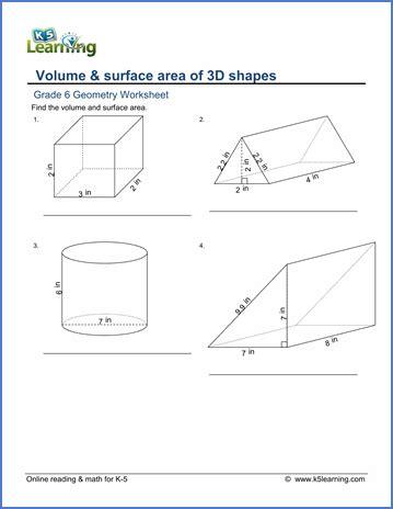 6th grade math worksheets printable free sixth grade math worksheets free printable k5 learning
