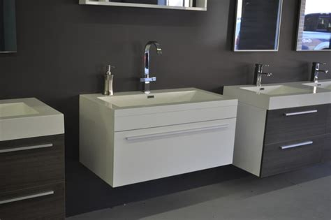 Small Bathroom Vanities Toronto Igneous Modern Bathroom Vanities And Sink Consoles Toronto By Modern Bathware