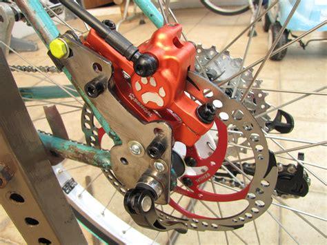 Adaptor Rem Sepeda rear disc brake di federal mtb federal indonesia