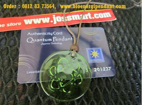Kalung Quantum Pendant Giok Biru gratis ongkir kalung kesehatan energy quantum pendant giok green onlinestore harga jual alat