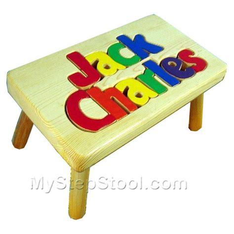 Puzzle Step Stools by 35 Best Images About Puzzle Step Stools On