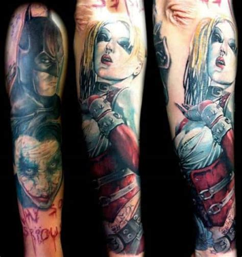 dc comics tattoos dc comic tattoos for ideas and inspiration for guys