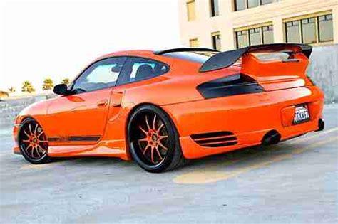Custom Porsche 996 by Buy Used Custom Porsche 996 Turbo In El Dorado