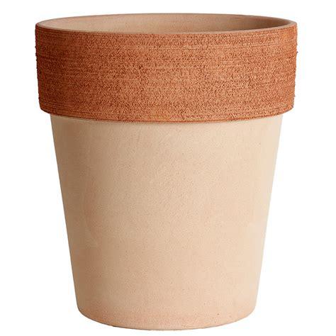 vaso cotto vasi di cotto degreaproduzione vasi in terracotta per la
