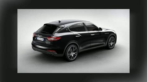 maserati levante blacked out 2017 maserati levante s
