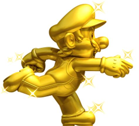 Bros Circle Gold gold mario new mario bros 2 minecraft skin