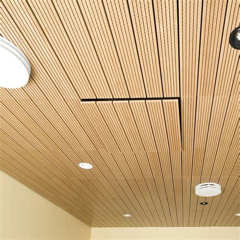 Wood Plank Ceiling Tiles by Wood Ceiling Tiles Modern Ceiling Design Modern