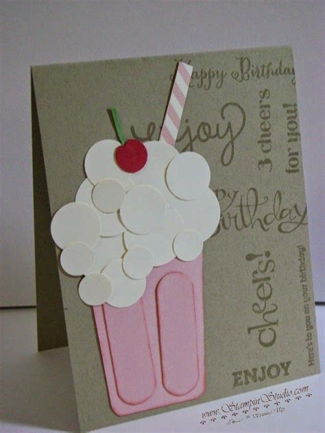 Paper Punches For Card - 546 best cards food related images on