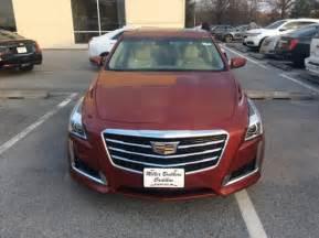 Miller Bros Cadillac 2017 Cadillac Cts Sedan For Sale In Ellicott City