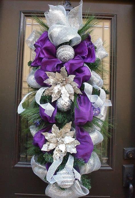 best 25 purple christmas decorations ideas on pinterest