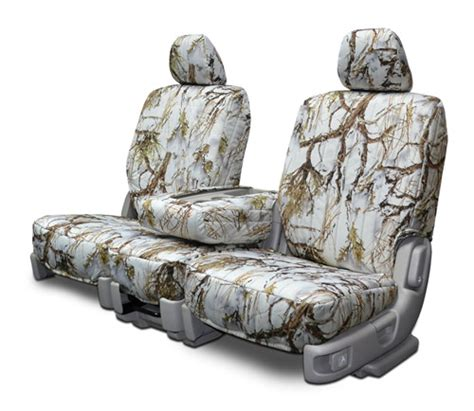 snow camouflage seat covers unlimited