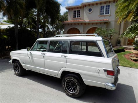 1972 Jeep Wagoneer 1972 Jeep Wagoneer Original California Survivor Only 90 K