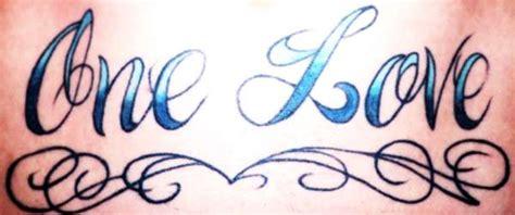 one love tattoo geneva one love tattoo