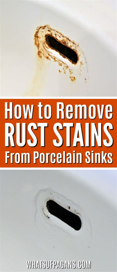 how to remove rust from bathtub how to remove rust from bathtub how to remove rust stains