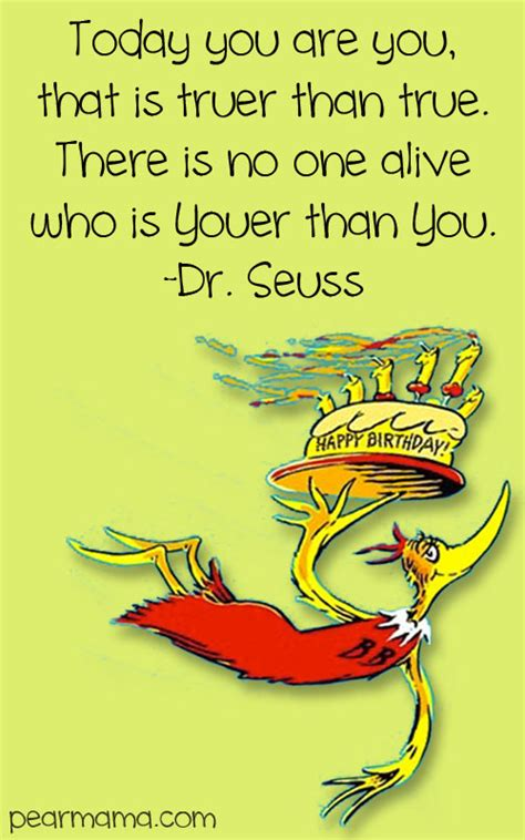 Dr Seuss Birthday Quotes Happy Dr Seuss Quotes Quotesgram