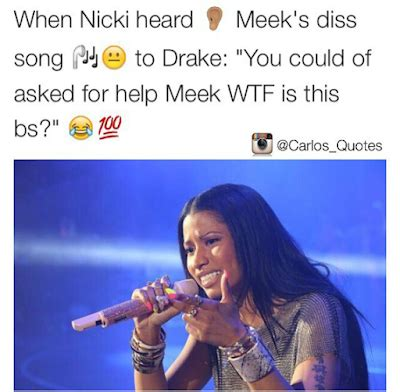 Diss Meme - fans react to meek mill s diss track see what they re