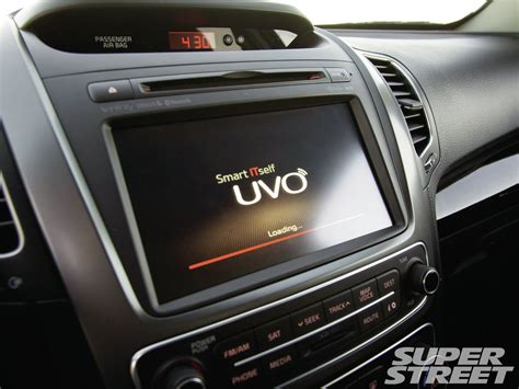 What Is Kia Uvo System Kia Ups Apps For Savvy Uvo Infotainment System