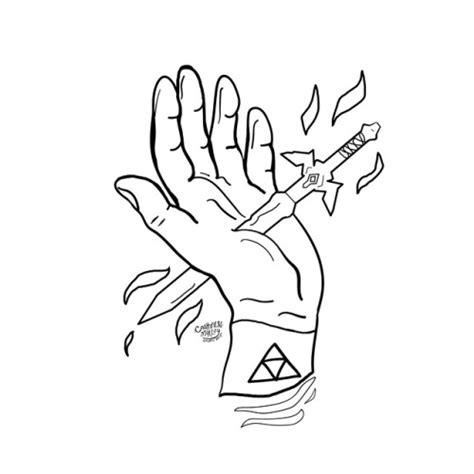 zelda tattoo flash sheet zelda tattoo flash art tumblr