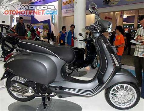 Modifikasi Mesin Vespa Sprint by Spesifikasi Vespa Sprint 150 3v I E Bikerspit