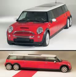 Mini Cooper Limo 12 Cool And Limousines