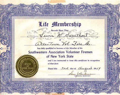 membership certificate template full size of themes