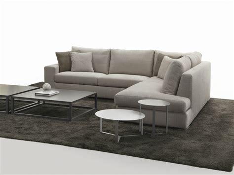fabric corner sofa with removable covers rolly corner sofa by giulio marelli italia design studio crgm