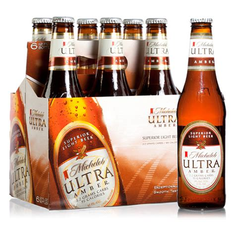 michelob ultra light beer michelob ultra amber hand family companies