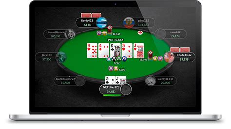 poker  play poker games  pokerstarsnet
