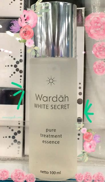 Harga Wardah White Secret Treatment Essence Review mencoba wardah white secret treatment essence untuk