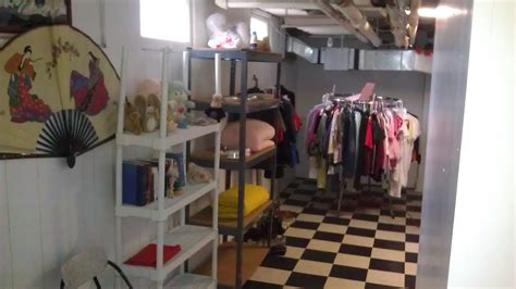 Clothes Pantry by Cathedralofsaintanthonydetroit