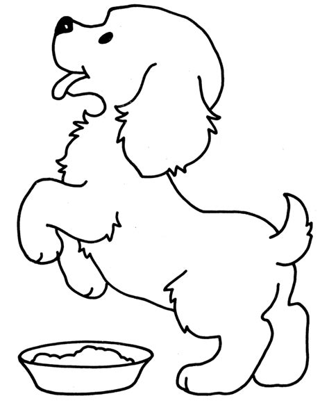 coloring pages of little dogs small dog coloring pages coloring home