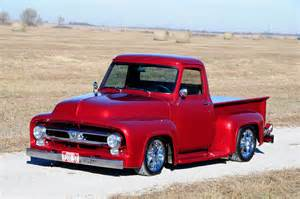 Ford F100 1953 Ford F 100 Completed After 25 Year Journey Rod