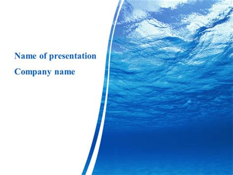 water powerpoint template picture taken water powerpoint template backgrounds