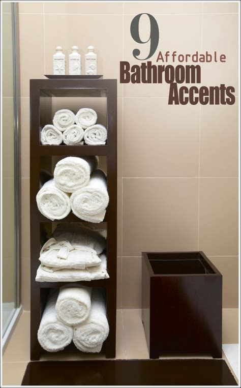 bathroom shelving ideas for towels creative diy bathroom towel storage ideas