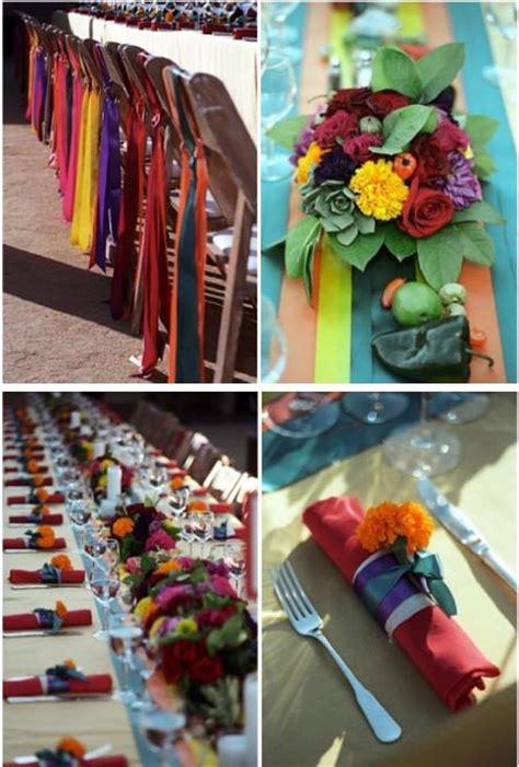 mexican themed wedding decorations rehearsal dinner ii the things
